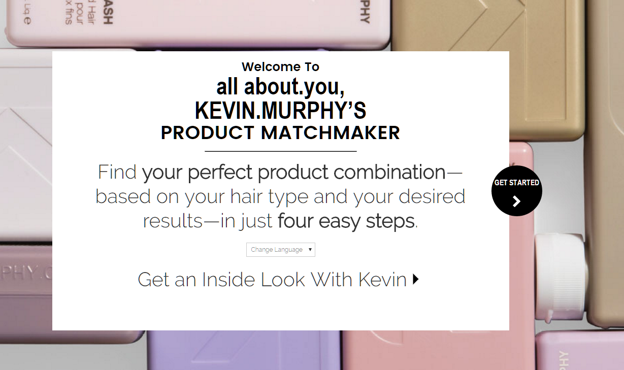 Keven Murphy Product MatchMaker